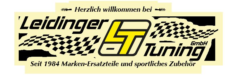 Logo von Leidinger Tuning Gesellschaft mit beschränkter Haftung